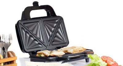 Nova Designer NSM 2414 2 Slice Sandwich Maker