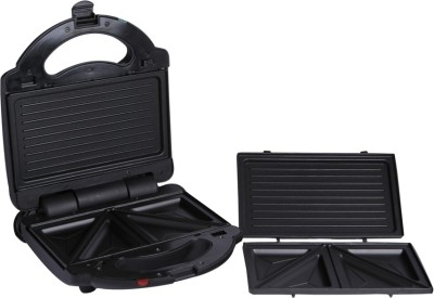 Butterfly AG-SW108 2in1 Toaster (Black)