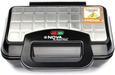 Nova Super Snacky Nwm-2424 Waffle (Black, Grey)