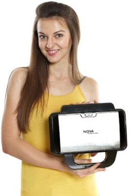 Nova 2 In 1 Changeable NSM 2416 Panni Grill (Black)