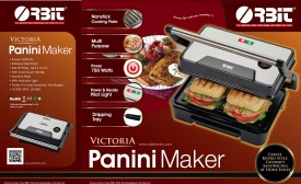 Orbit Victoria Panini Grill Maker