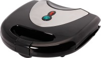 Trueware Sandwich Maker Grill, Toast (Black, Silver)