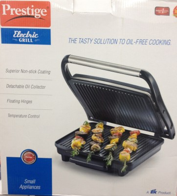Prestige Electric Grill (Steel)