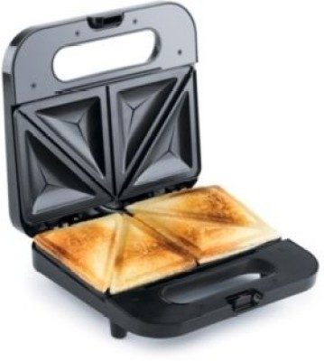 Philips 2 Slice Sandwich Press HD 2393-00 (Black)
