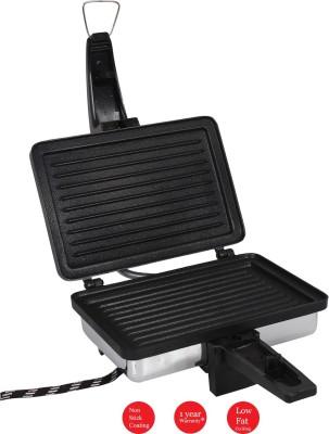 Premium PE05 Sandwich Maker - Grill (Black)