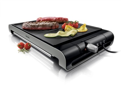 Philips HD4419/20 I Table Grill (Black)