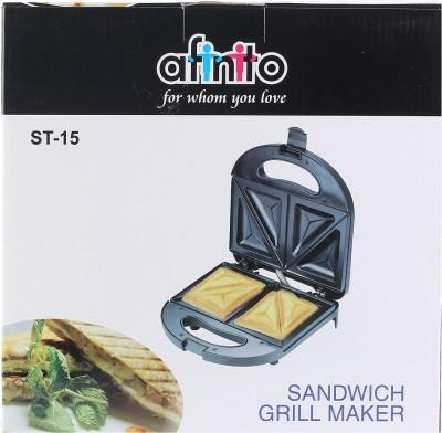 Afinito ST-15 Grill Sandwich Maker