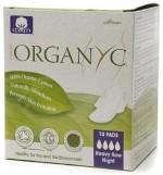 Organyc Sanitary Pads Organyc Night Cotton Folded Wing Sanitary Pad
