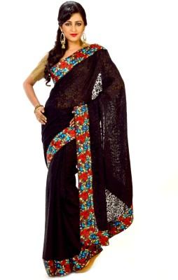 Indian Saree Mandir Self Design Tant Brasso Sari available at Flipkart for Rs.2440