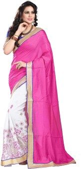 Sareeka Sarees Self Design Bollywood Cotton Sari - SARE7G5TTDFES42T