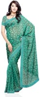 Dealtz Fashion Printed Jacquard, Tissue Sari