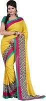 Anju Sarees Self Design Embellished Silk Sari