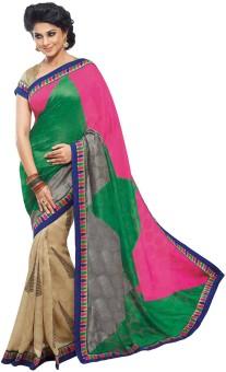 Vipul Printed Bhagalpuri Art Silk Sari - SARE3X5GTJMXG8EH