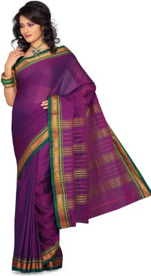 Ishin Printed Cotton Sari available at Flipkart for Rs.599