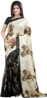Sunita Sarees Striped Mysore Art Silk Sari