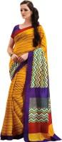 Saree Swarg Printed Art Silk Sari