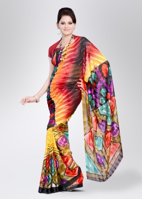 Get best deal for Satrang Sari at Compare Hatke