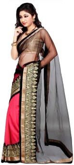 Bollywood Designer Embriodered Bollywood Georgette Sari