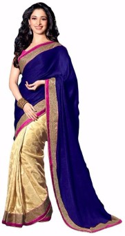 Rnr Enterprise Self Design Daily Wear Georgette Sari