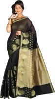 Pavechas Printed Cotton, Silk Sari