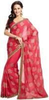 Ethnic Dukaan Solid Jacquard Sari