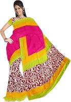 Shopping Oye Printed Cotton Sari