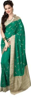 Roop Kashish Embriodered Fashion Georgette, Chiffon Sari