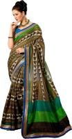 Roop Kashish Printed Art Silk Sari - SARDZYBZVYV8DGDG