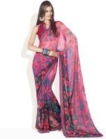 Vishal Printed Chiffon Sari