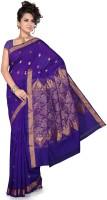 Ishin Solid Cotton Sari