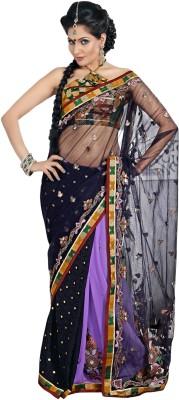 Fashion Saree Embriodered Daily Wear Net Sari