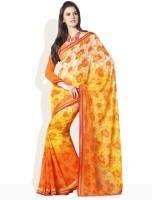 Vishal Printed Synthetic Sari