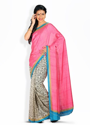 flipkart: Boondh Synthetic, Silk Sari @ 399