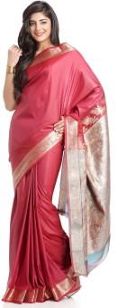 Aapno Rajasthan Embriodered Bhagalpuri Art Silk Sari