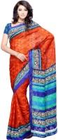 Priyankas Printed Brasso Sari