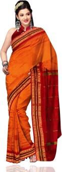 Unnati Silks Printed Silk Sari