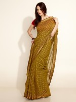 Fabindia Printed Cotton Sari
