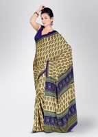 Silk Bazar Crepe Sari