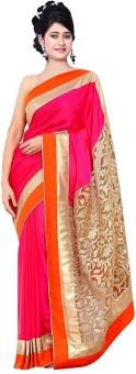 Dream Saree Embriodered Daily Wear Net Sari