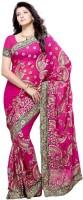 Priyankas Printed Georgette Sari