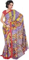 Khazana Bazar Printed Georgette Sari
