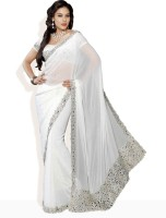 Soch Printed Synthetic Sari