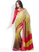 Vishal Solid Synthetic Sari