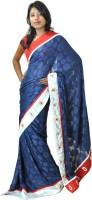 Hawai Printed Embellished Georgette Sari