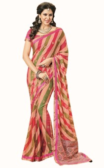 Sudarshan Silks Self Design Fashion Handloom Brasso Sari