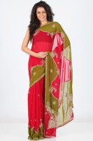 Sareez Printed Georgette Sari