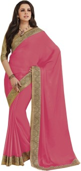 Sudarshan Silks Self Design Fashion Handloom Art Silk, Silk Sari