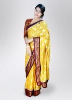 Akriti Chanderi Sari