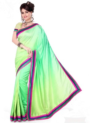 Saree Swarg Self Design Embellished Art Silk Sari