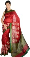 9rasa Solid Art Silk Sari